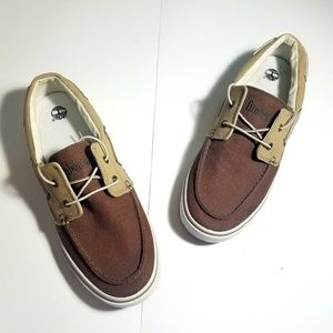Timberland OXFORD BOAT FLATS SHOES MEN'S